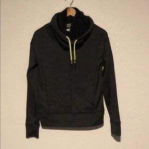 Charcoal Gray North Face Hoodie sz XS